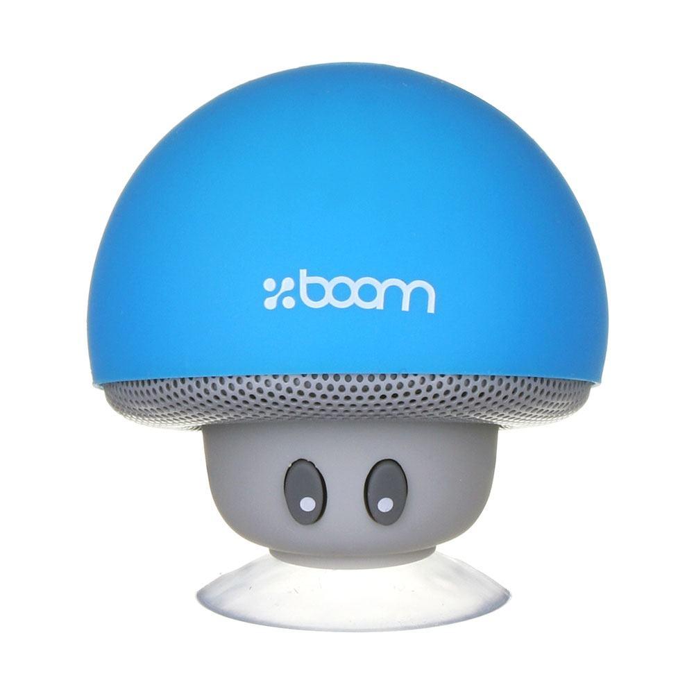 Boom Mini Mushroom Speaker - Blue