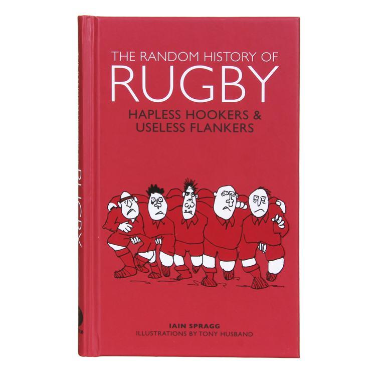 The Random History Of Rugby Hardback Book