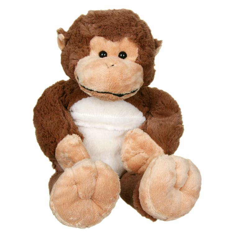 Aroma Home Hot Hugs Monkey Microwaveable Hottie