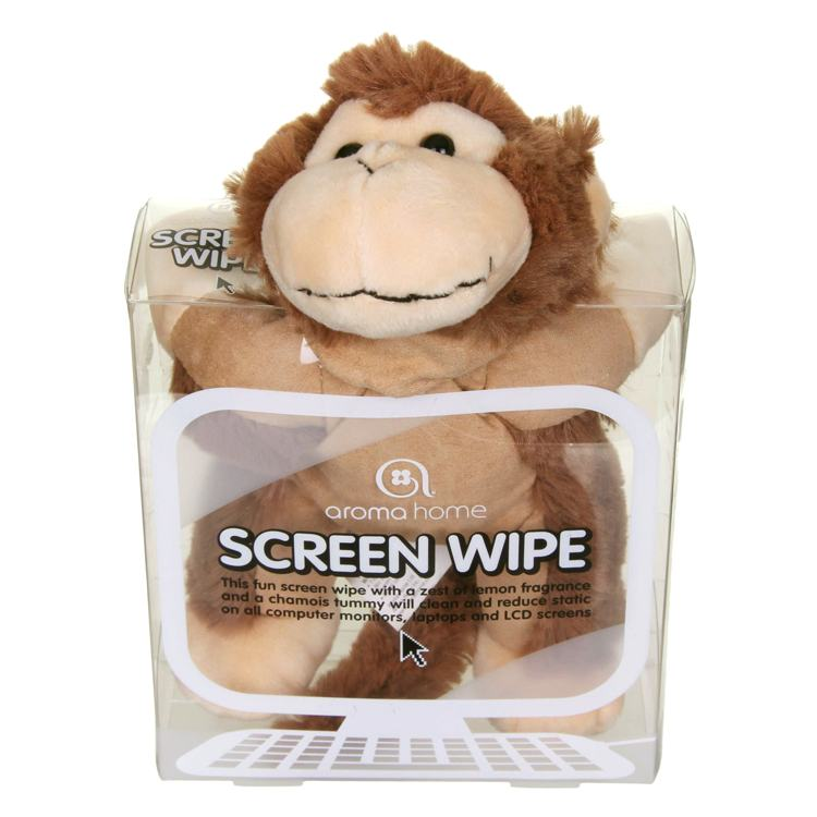 Aroma Home Monkey Screen Wipe