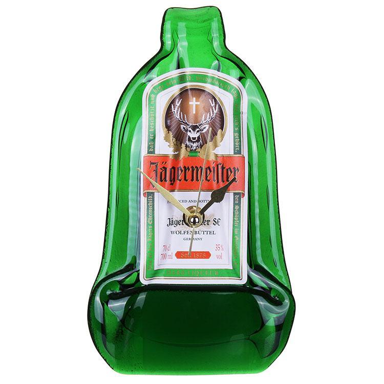 Jagermeister Bottle Clock
