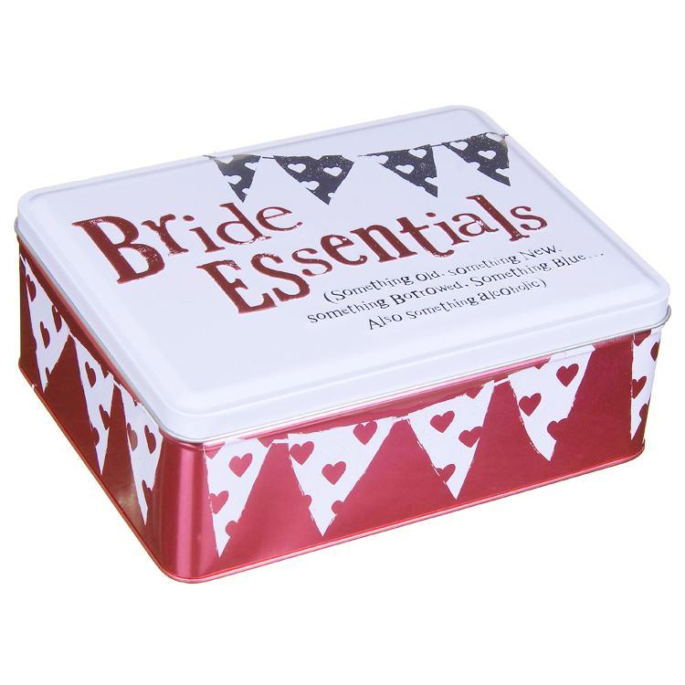 The Bright Side Bride Essentials Tin
