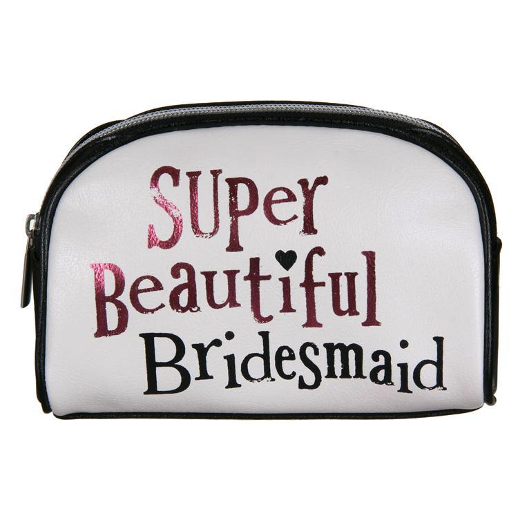 The Bright Side Super Beautiful Bridesmaid Cosmetic Case