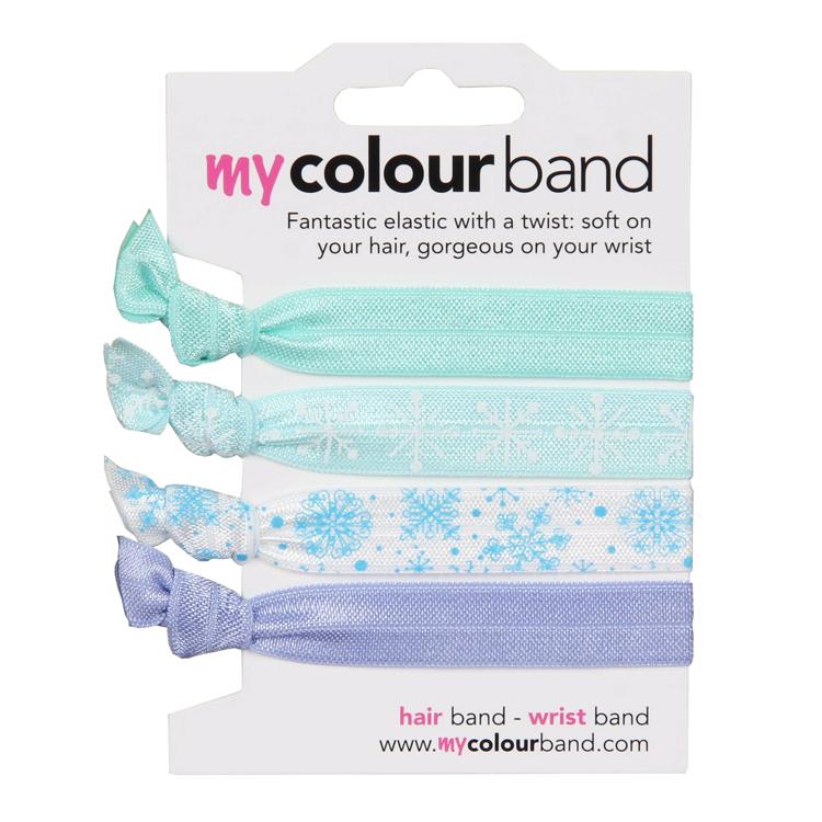 Carrie Elspeth Frozen Colourbands