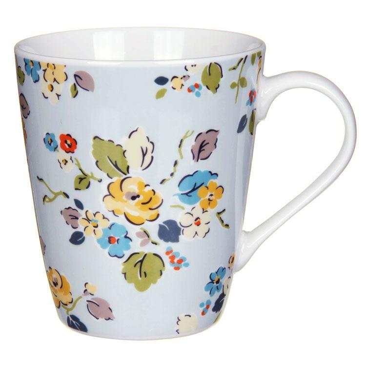 Cath Kidston Woodland Rose Pale Blue Stanley Mug