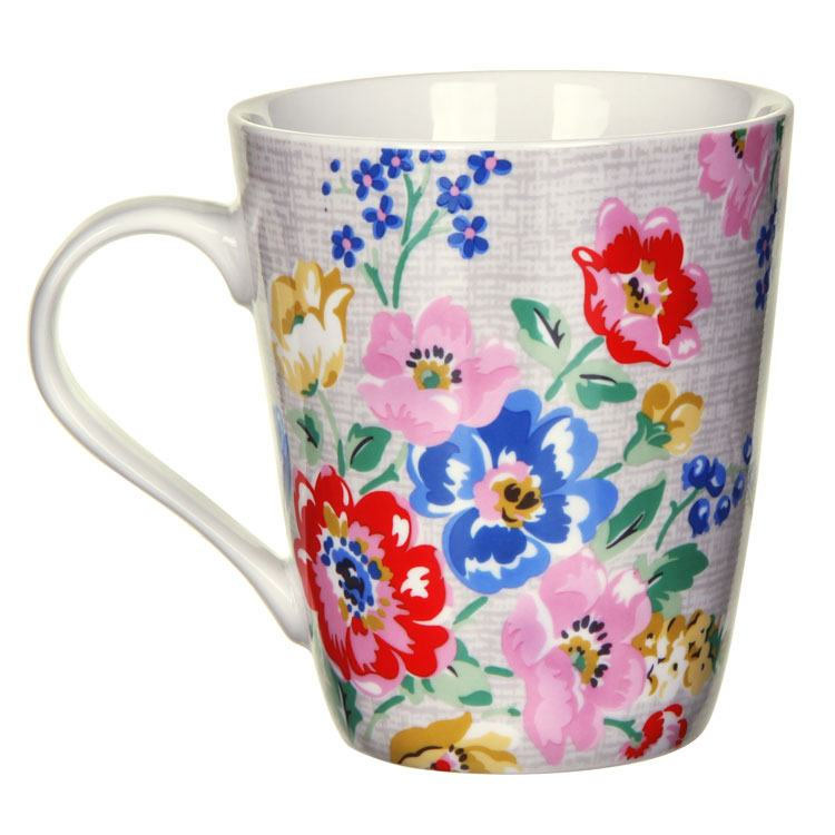Cath Kidston Meadow Bunch pale sand Stanley Mug