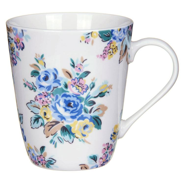 Cath Kidston Highgate Rose Blue Stanley Mug