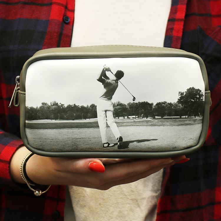 Catseye Golfer Wash Bag