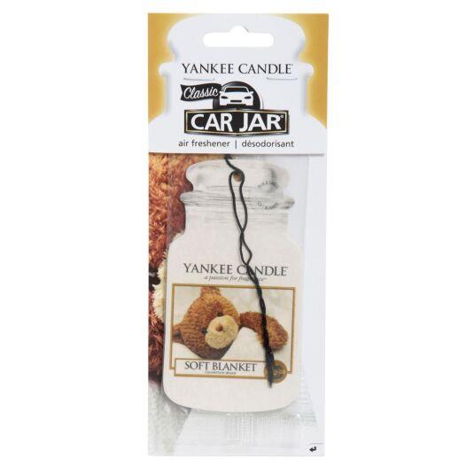 Soft Blanket Car Jar Air Freshener