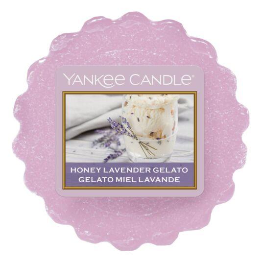 Honey Lavender Gelato Wax Melt Tart