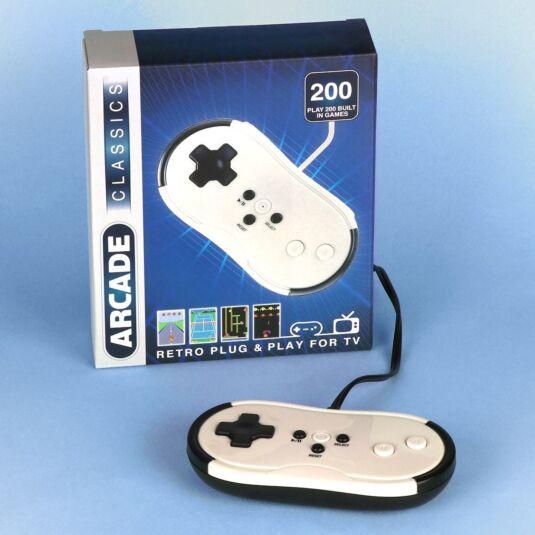 Plug & Play Arcade Console