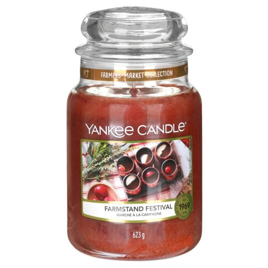 Farmstand Festival Limited Edition Large Jar Candle
