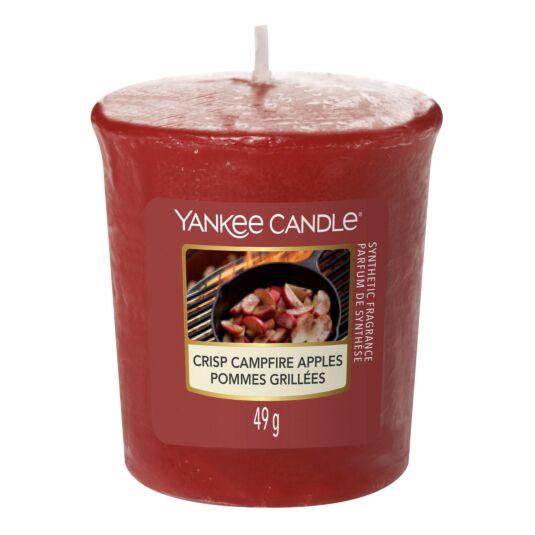 Crisp Campfire Apples Votive Candle