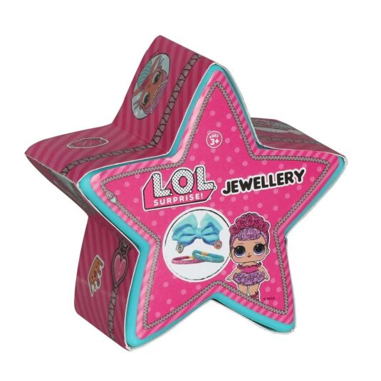 Small Jewellery Star Box