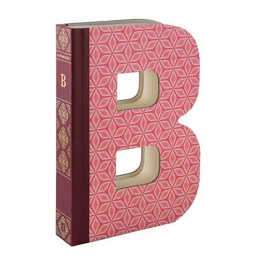 Alphabooks Notebook Letter – B