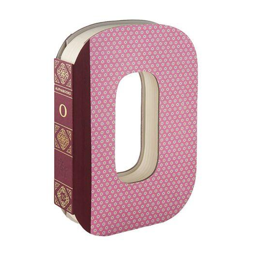 Alphabooks Notebook Letter – O