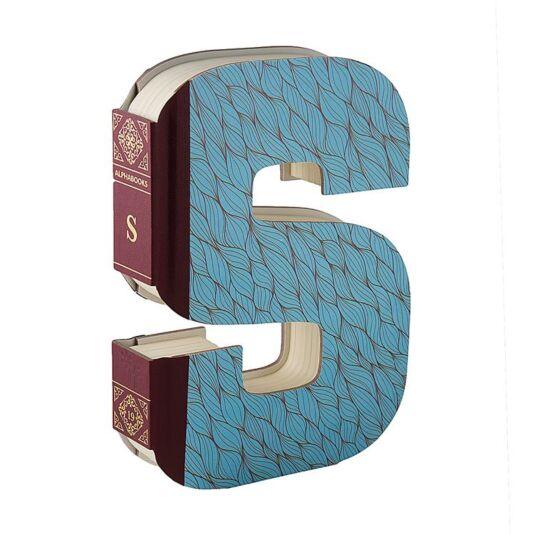 Alphabooks Notebook Letter – S