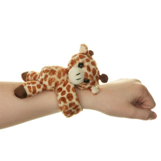 Small Giraffe Huggler Snap Band