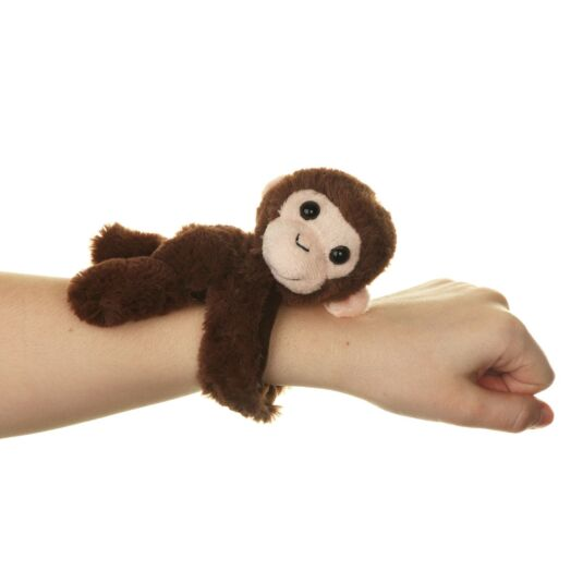 Small Monkey Huggler Snap Band