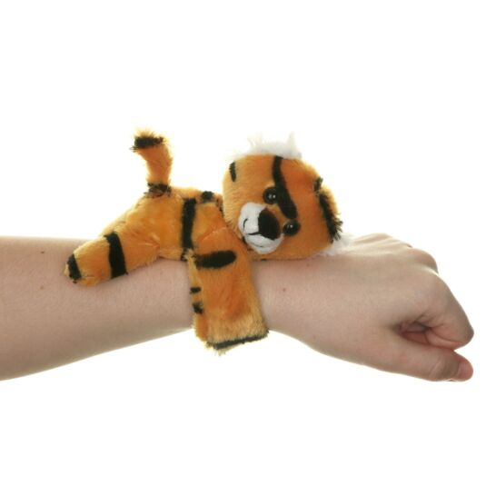 Small Tiger Huggler Snap Band