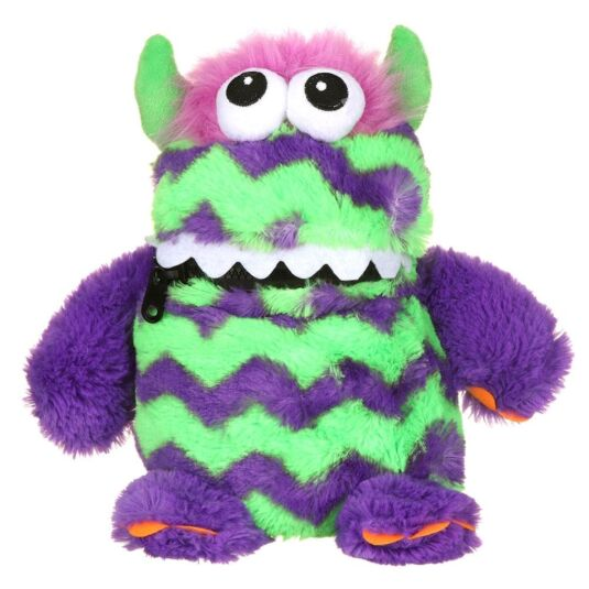 Worry Monster – Green & Purple