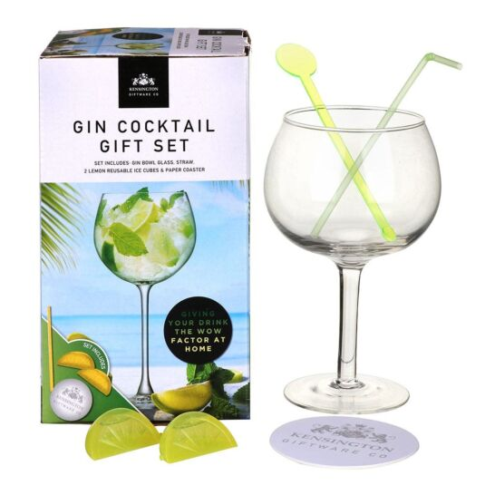 Gin Cocktail Gift Set