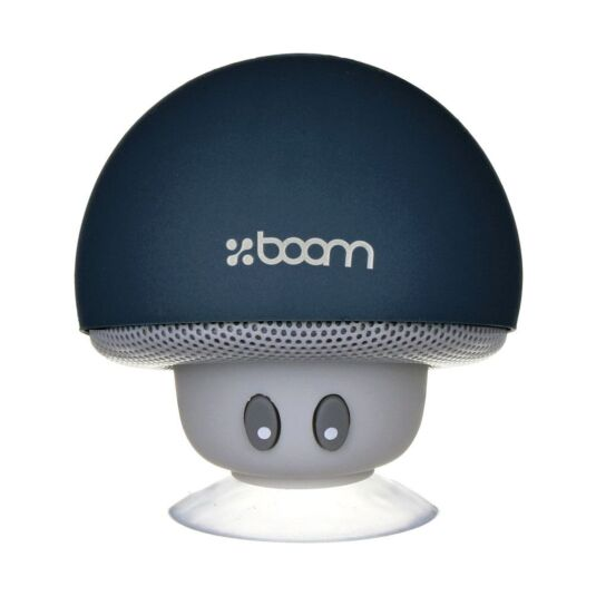 Boom Mini Mushroom Speaker - Black