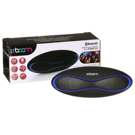 Boom Bullet Speaker