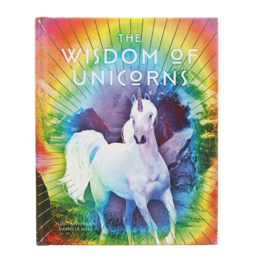 The Wisdom of Unicorns Book