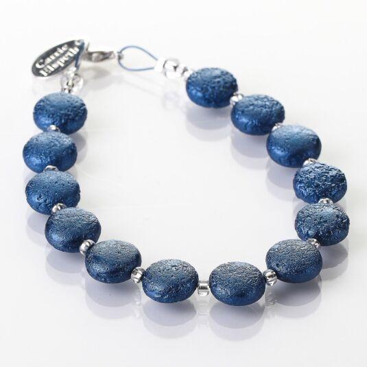 Denim Moons Bracelet