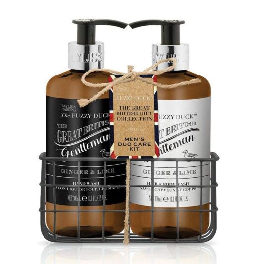 Baylis Harding Fuzzy Duck Mens Two Bottle Set Campus Gifts