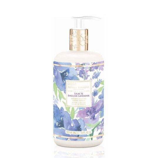 Royale Bouquet Lilac and English Lavender Hand Soap