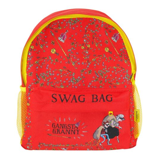 'Gangsta Granny' Backpack