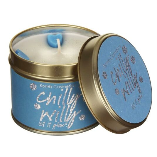 Chilly Willy Candle