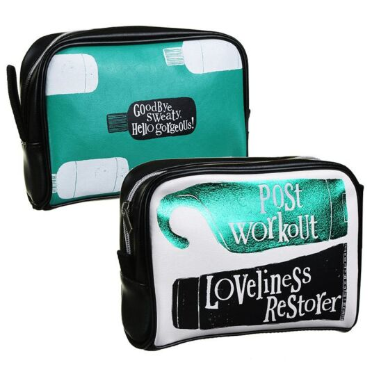 Post Workout Loveliness Wash Bag