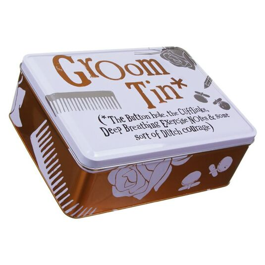 Groom Tin
