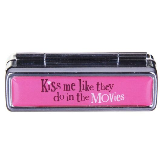 Kiss Me Like In The Movies Lipstick Case