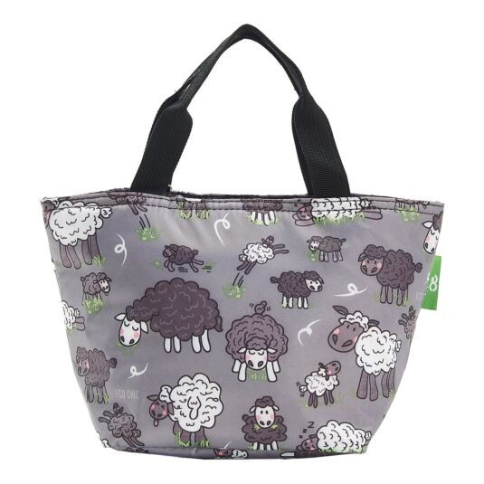Grey Sheep Insulated Lunch Bag