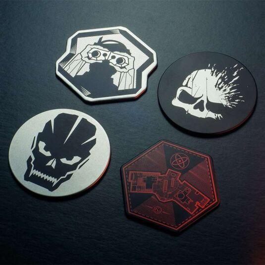 Metal Coasters