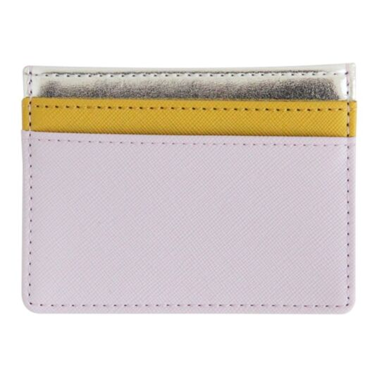 Lilac Card Holder