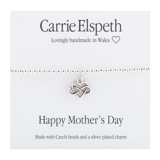 'Happy Mother's Day' Sentiment Bracelet