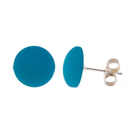 Turquoise Polaris Stud Earrings