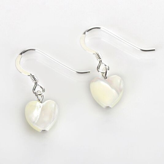 Shell Hearts Earrings