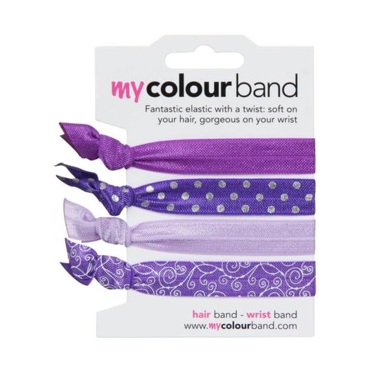 Purple Vintage Colourbands