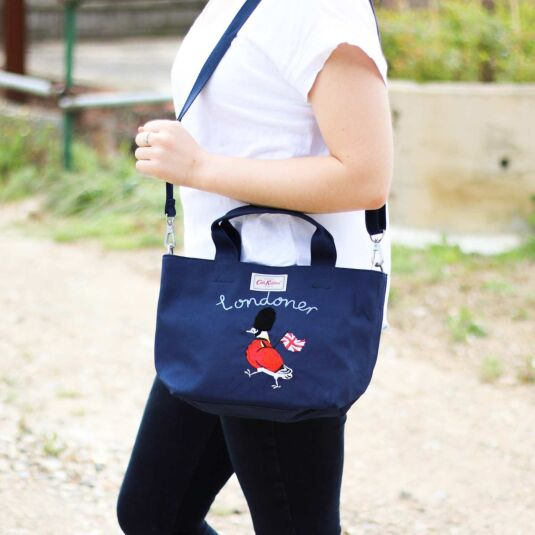 Pigeon Guard Mini Webbing Cross Body Bag