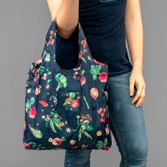 Garden Veg Foldaway Shopper