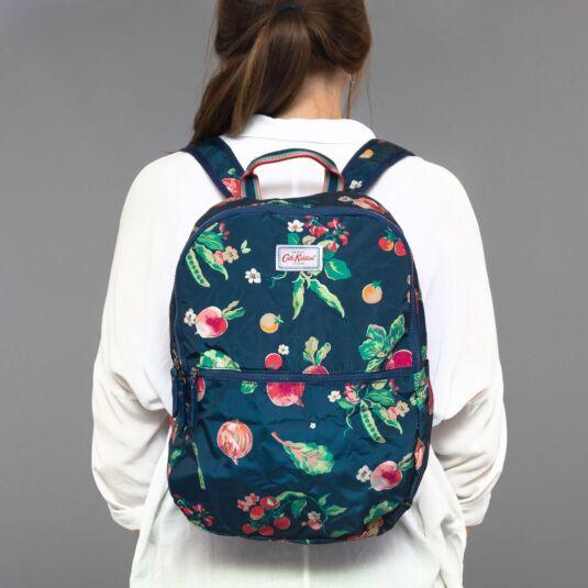 Garden Veg Foldaway Backpack