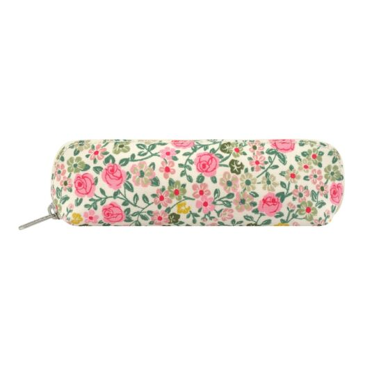 Hedge Rose Curved Pencil Case