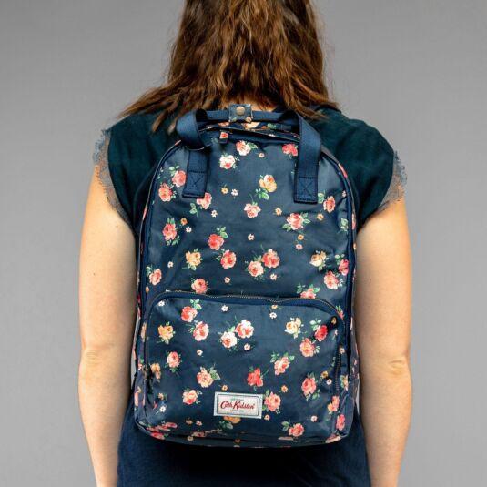 Wimbourne Rose Multi Pocket Backpack