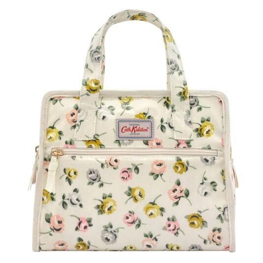 Button Rose Small Pandora Bag